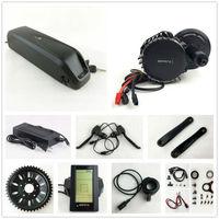 US EU No Tax Bafang 8Fun BBS03 BBSHD 48V 1000W Mid Drive Motor EBike Kit With