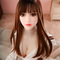 100CM 170CM Solid Doll Silicone Real Man Masturbation Silicone Realistic Doll Sex Love Doll Mini Sex Doll Artificial Breast