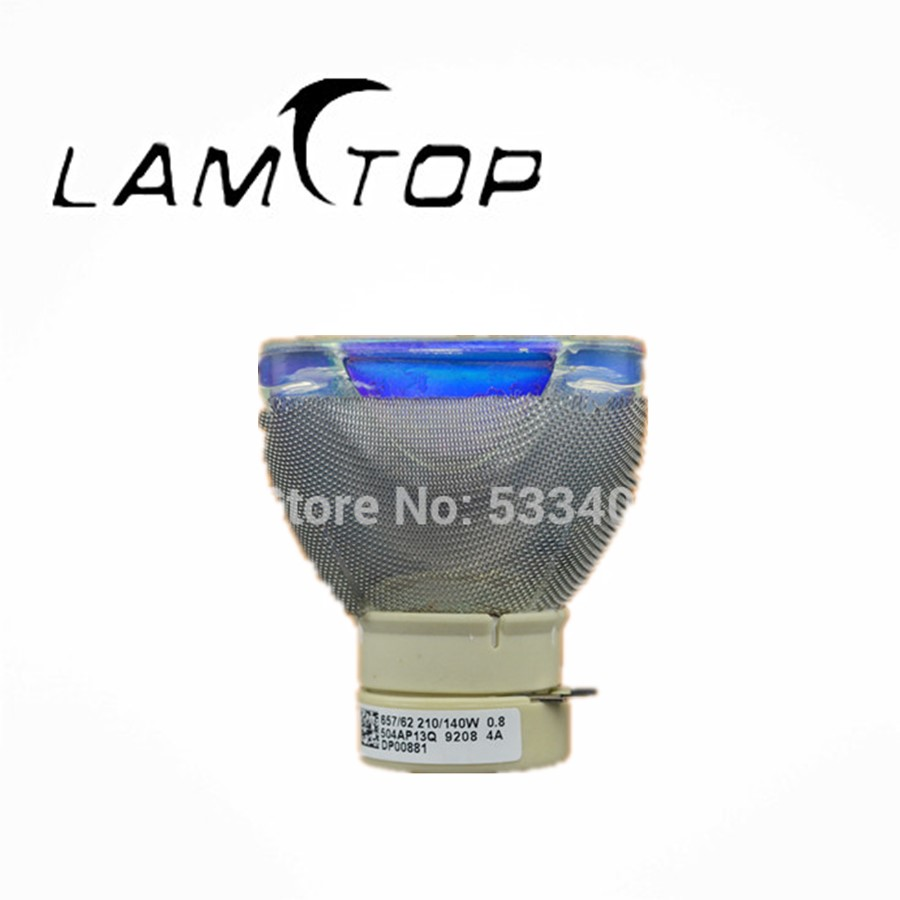 LAMTOP  original  bare lamp/bulb   DT01121  for  HCP-Q55/HCP-Q7 free shipping lamtop projector bare lamp dt01121 for hcp q7