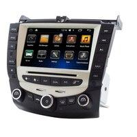 Бесплатная доставка 8 Автомобильный dvd плеер gps навигационная система для Honda Accord 07 7 Поддержка оригинального на приборной панели компьютера