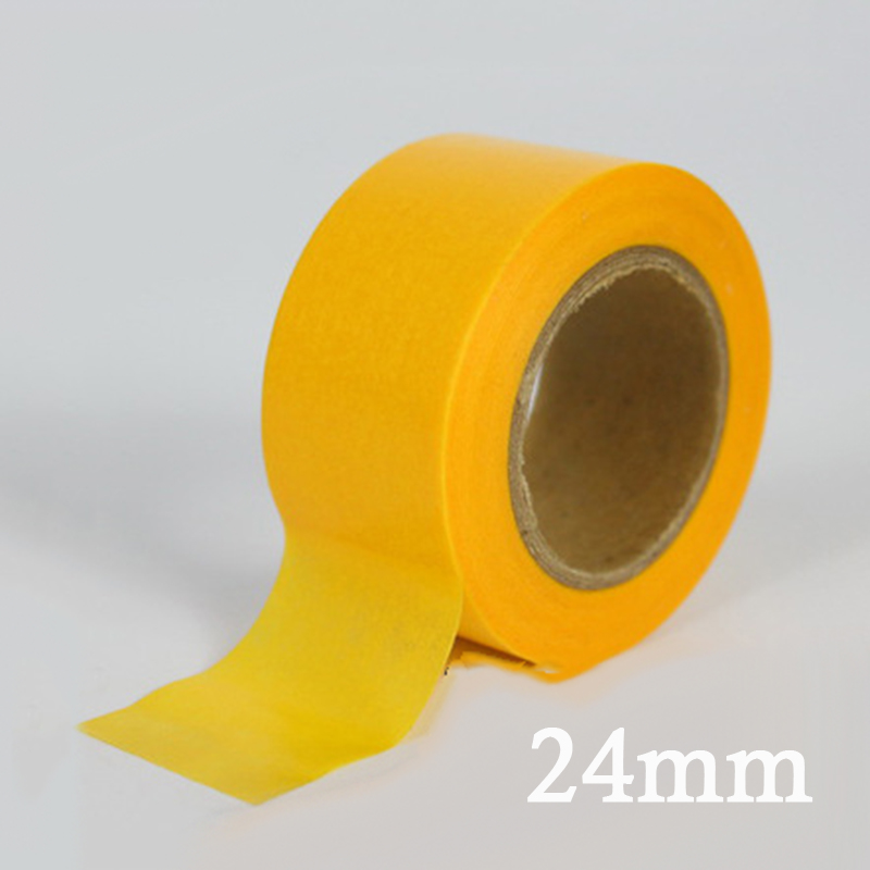 Painting Tape Accessories Tool Adhesive Plaster Paper Tape 18m Model Masking Hobby High Quality 2018 Hot
