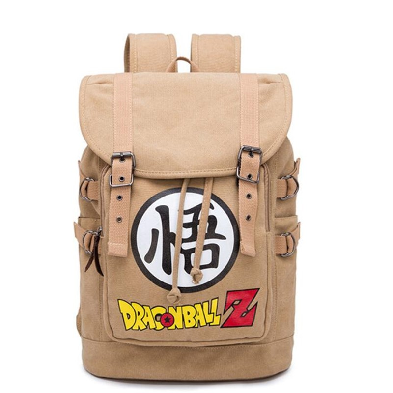 Dragon Ball Z Print School Backpack For Boys Girls Natsume Tokyo Ghoul Backpack For Teenagers Children Casual Bookbag Travel Bag