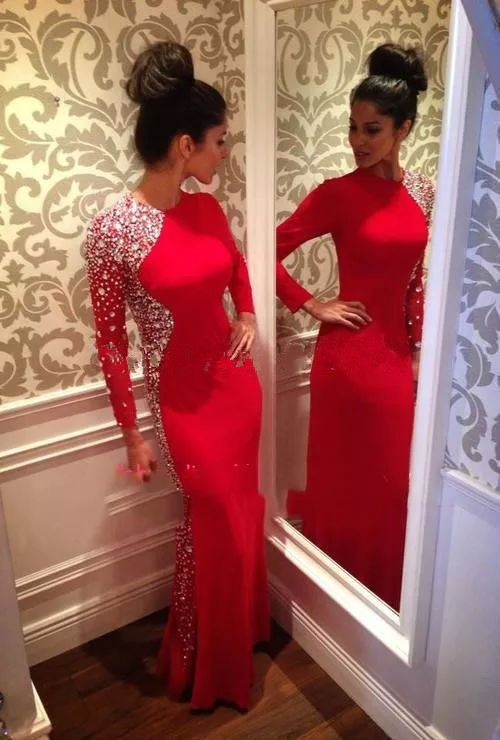 Compare Prices on Evening Gowns Long Sleeve- Online Shopping/Buy ...