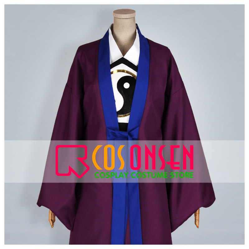 COSPLAYONSEN Magi The Labyrinth of Magic Ren Koumin Cosplay Costume Full Set  All Sizes Custom Made