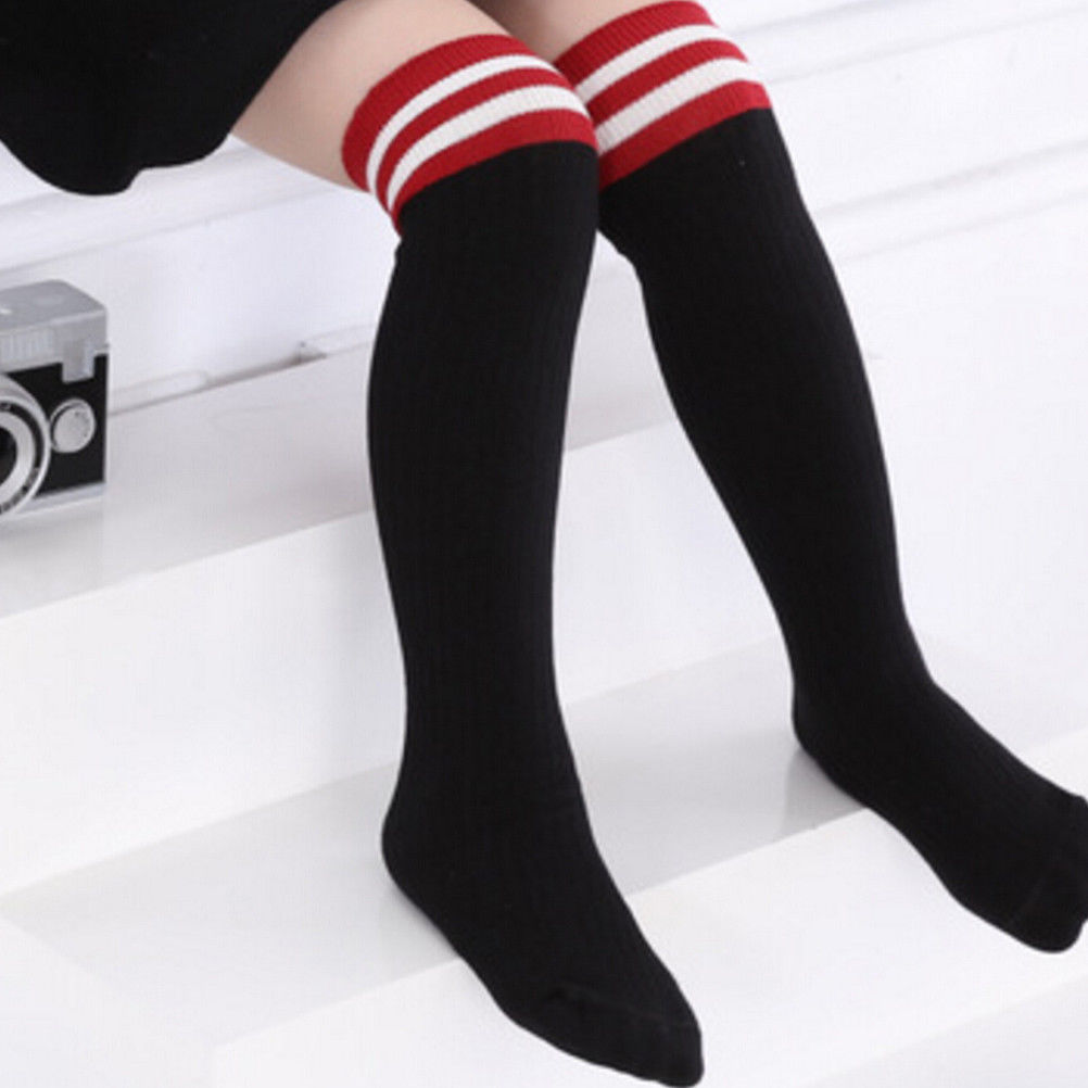 Leg Warmers Happy Flute New Design Baby Knee Socks Kids Toddlers Girls High Knee Socks Tights Leg Warmer Infant Leg Warmers Socks 2pair/lot Mother & Kids
