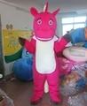 pink unicorn mascot costume for adults unicorn mascot costume
