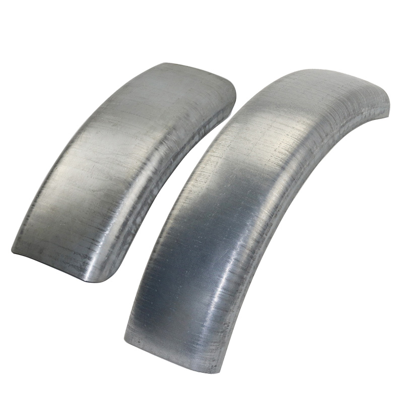 1 Set DIY Motorcycle Unpainted Front & Rear Fender Mudguards For Harley Solo Seat Cafe Racer Bobber Chopper Mud Guards