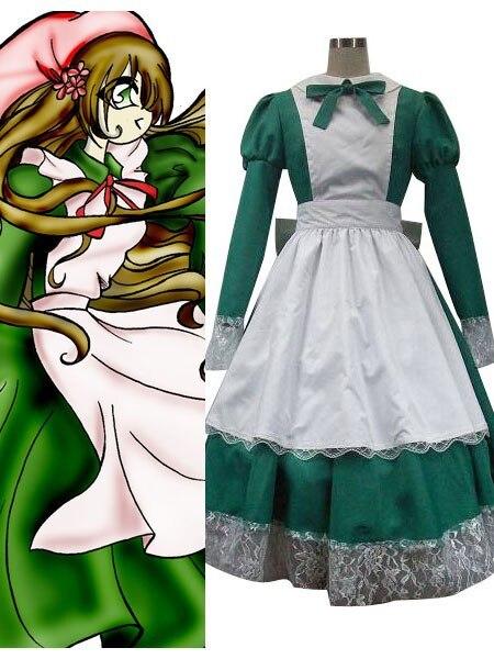 Axis Powers Hetalia Lolita Uniformní kostým Cosplay E001