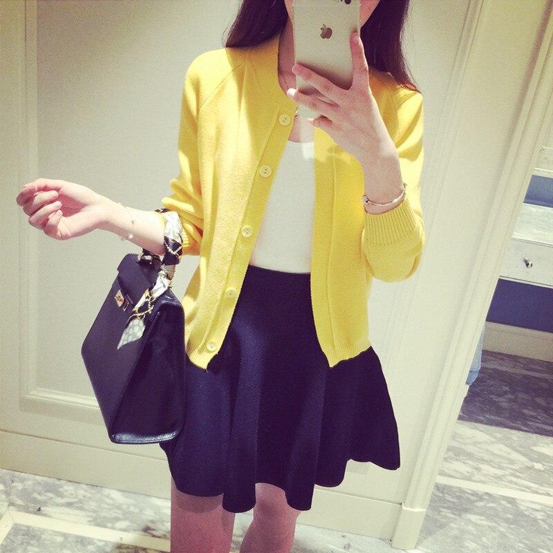 Weibliche Herbst Oberbekleidung koreanischen Stil Einreiher - Damenbekleidung - Foto 4