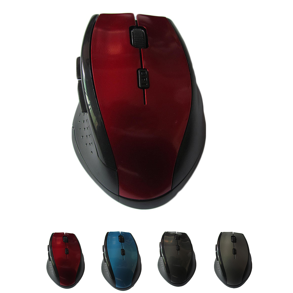 2.4GHz Wireless Gaming Mouse Portable Optical Cordless Mice Professional Mini USB Mouse Gamer For PC Laptop Computer