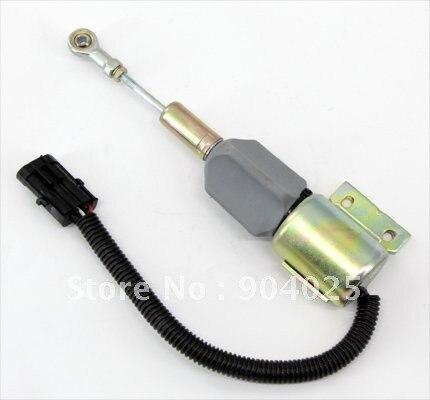 3932530 соленоид отключения подачи топлива клапан 12 V