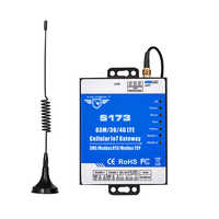Industrial IoT Wireless Gateway for Solar Power Station Charging Pile 2 RS485 can Extend IO Tags for PLC VFD Diesel Generators