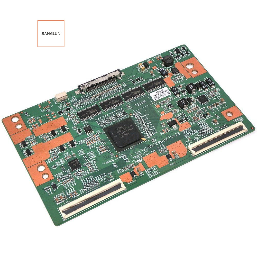 JIANGLUN NEW OEM For Samsung S240LABMB3SNBC4LV0.1 T-Con Logic Board oem curren 8021 t waches c573