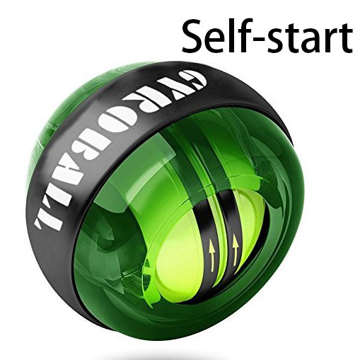 30LBS Strengthener Force Power Wrist Ball Gyroscope Spinning Wrist Rotor Gym Hand grip Exerciser Gyro Fitness Ball Muscle Relax