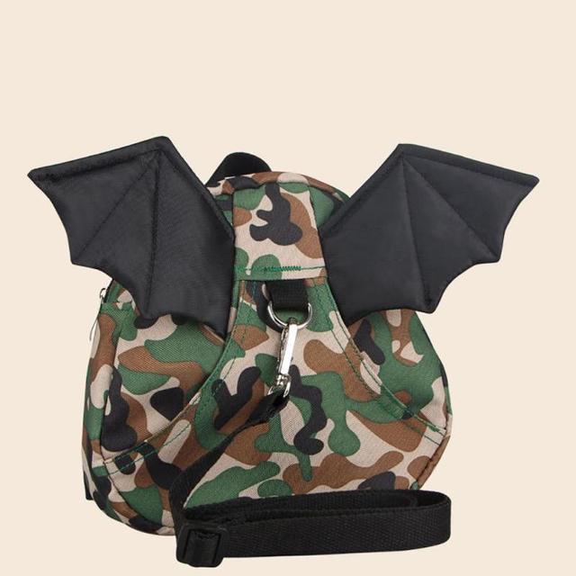 Toddler Safety cartoon bat Kid Keeper Bag / Anti-lost child anti lost bag with / Child Safety Products/Harnesses & Leashes N4