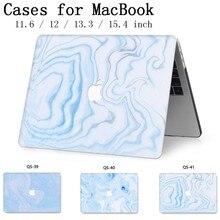 Mode pour ordinateur portable MacBook étui pour ordinateur portable housse chaude pour MacBook Air Pro Retina 11 12 13 15 13.3 15.4 pouces tablette sacs Torba