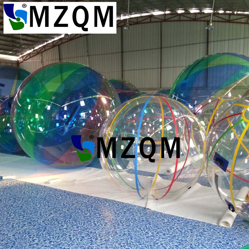 MZQM Free Shipping Hot Sale Zorb Ball For People, Inflatable PVC Water Ball, Water Walking Ball For People Walking On WaterMZQM Free Shipping Hot Sale Zorb Ball For People, Inflatable PVC Water Ball, Water Walking Ball For People Walking On Water