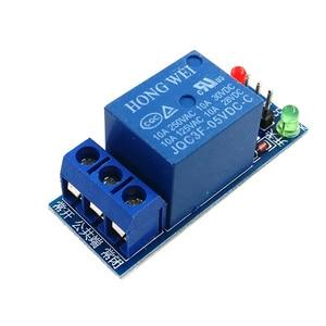 Image 2 - 50PCS 5V/12V/24V a basso livello di trigger One 1 Canale Modulo di Relè Scheda di interfaccia scudo Per Il PIC AVR DSP MCU per Arduino