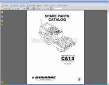 DYNAPAC каталоги Запасных частей и сервис-мануалы