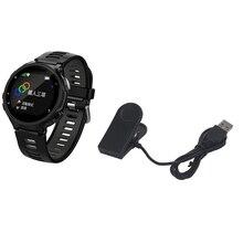 Замена Зарядное Устройство Перегрева/Защита От Перенапряжения USB Зарядка для Garmin Forerunner 735XT 235 230 630 часы
