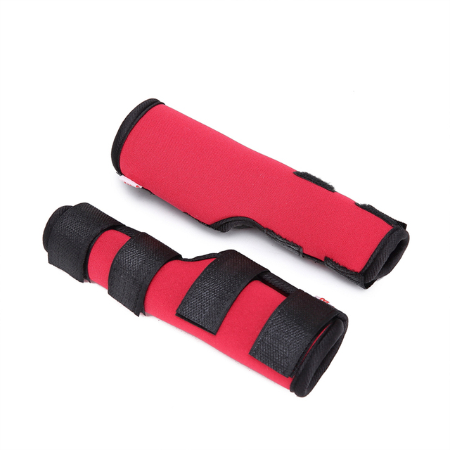 Dog Canine Front Leg Compression Brace Wrap Sleeve Protects Wounds Brace Heals and Prevents Injuries and Sprains Helps MQHJ01-03