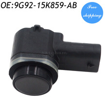 9G92-15K859-AB Delantero PDC Sensor de Aparcamiento Para Ford Jaguar Land Rover Valeo 8A6T-15K859-AA