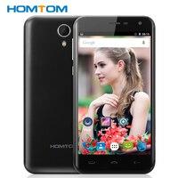 Original HOMTOM HT3 5 0 Inch 2 5D HD IPS 3G Smartphone Android 5 1 MTK6580