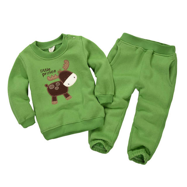 fe42adc7ac01 Online Shop Spring Children Girls Clothing Set Brand Cartoon Boys ...