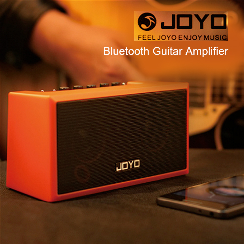 joyo top gt guitar amplifier mini bluetooth 4 0 amp speaker acoustic electric bass stereo sound. Black Bedroom Furniture Sets. Home Design Ideas