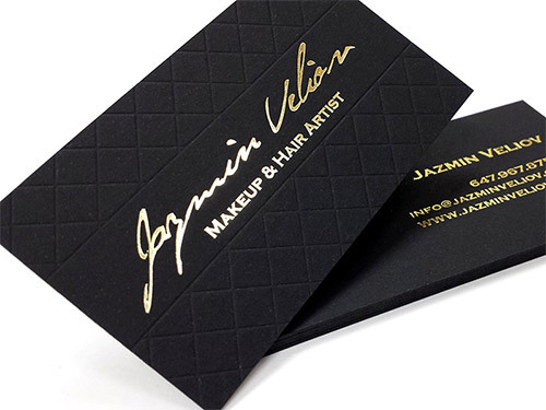 Custom white cotton paper visit card printing colorful foil stamping new arrival high end gold foil stamping custom business cards letterpress printing visit cards 600gsm reheart Gallery
