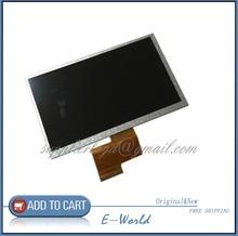 KR070PL2T REV: C 7 LCD-Bildschirm 50 P HD E-Book-Lese Display kr070pl2t 1030300619 REV: eine REV: C
