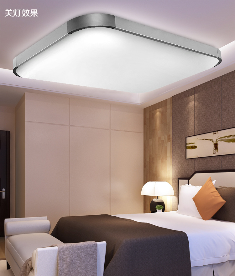 New Surface mounted ceiling lights lamp indoor lighting abajur square ceiling led light modern Led ceiling Lights For Bedroom шампуни schauma шампунь с хмелем schauma 750 мл