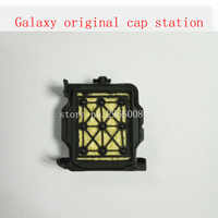 100% original and new !! dx5 cap top/cap station for galaxy solvent printer