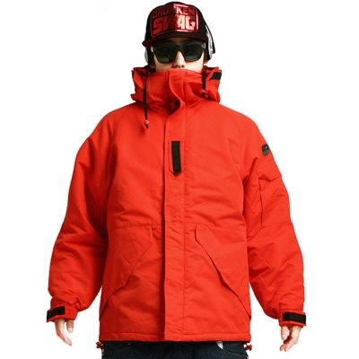 Red Color Jacket