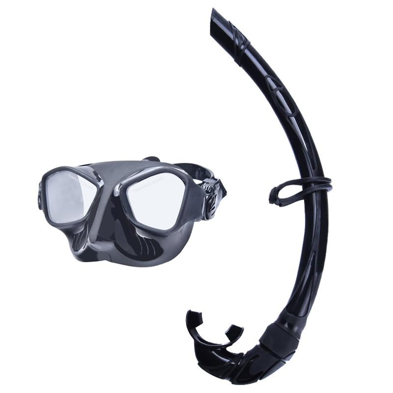 YaHey Diving Mask Water Sports Snorkeling Toughened Glass Anti-fog Lenses Sea Swimming Panoramic Leak-proof Diving Mask scubapro crystal vu mask for scuba snorkelling diving water sports