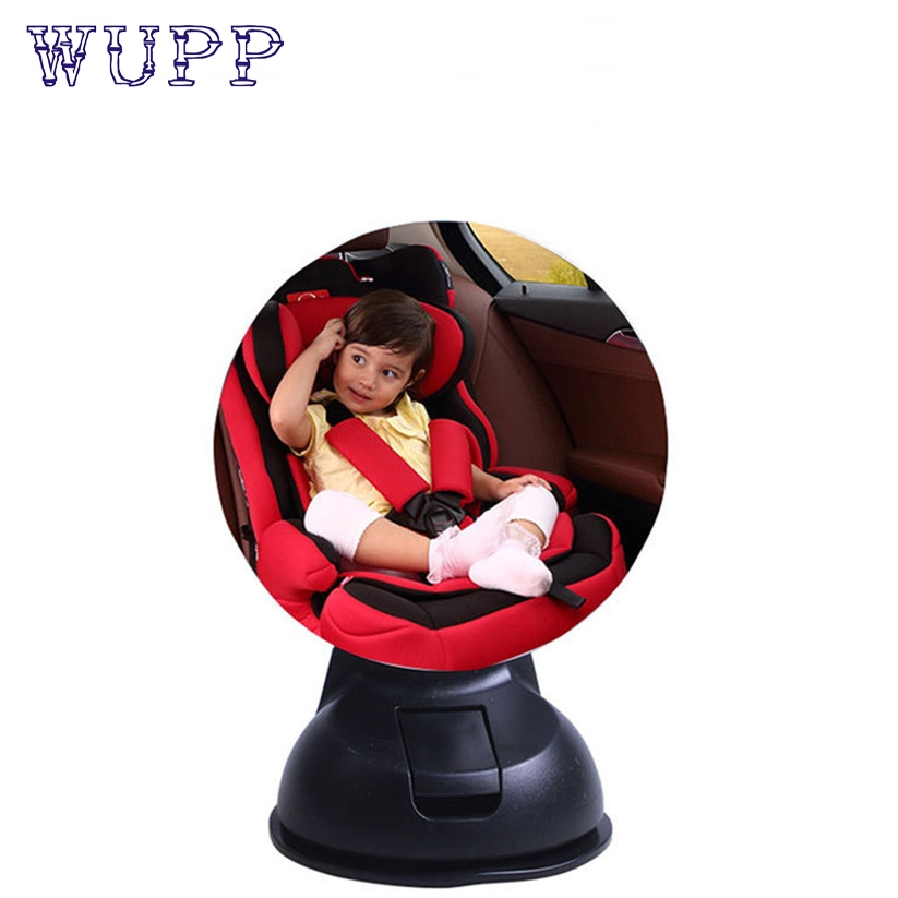 Car-styling Car Children Baby Back Seat Mirror Rear View Adjustable Safety Sucker Ma7 Levert Dropship