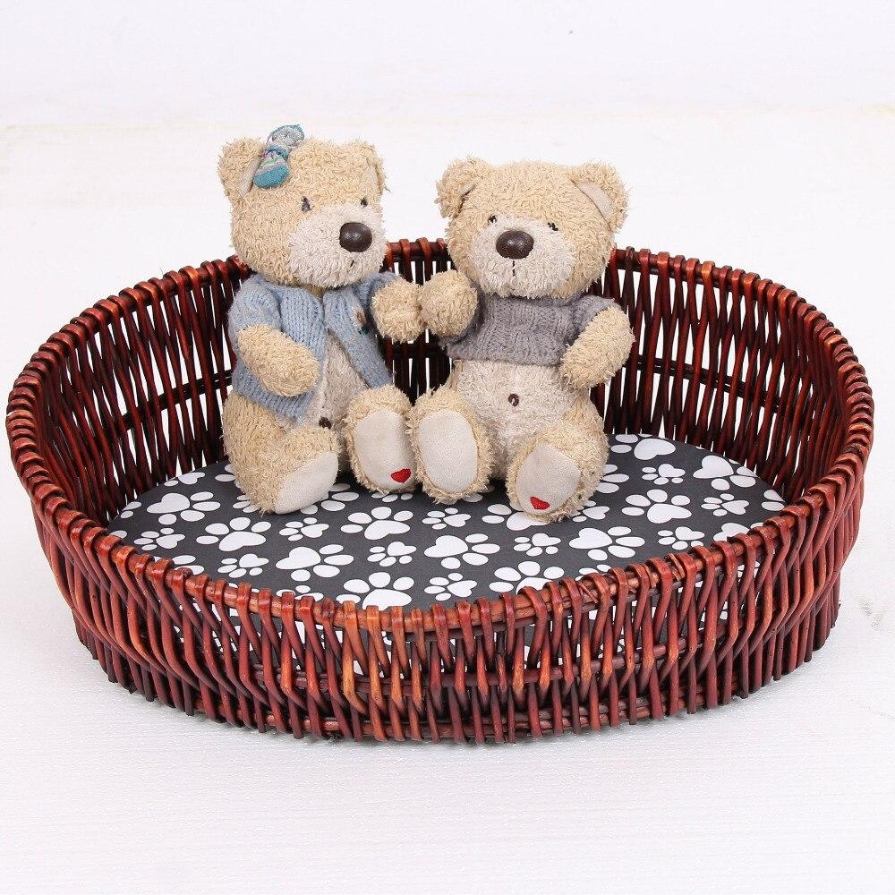 Online kopen Wholesale rieten kat bed uit China rieten kat bed ...