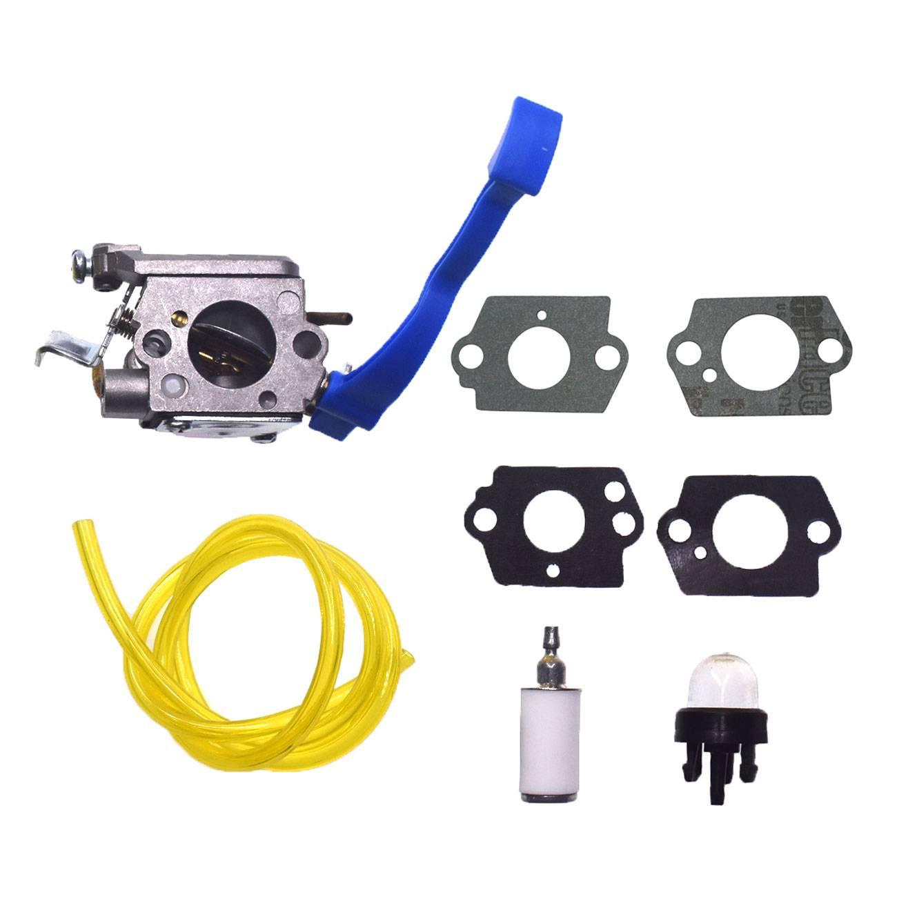 Carburetor Oil Filter Fuel Line For Husqvarna 125B 125BX 125BVX Blower