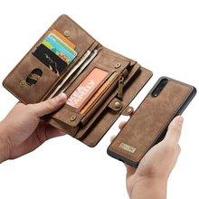 Capa flip de couro luxuosa, para hawei mate20 p30 p20 pro lite nova 4e 3e etui carteira telefone acessórios sacos coque do concha