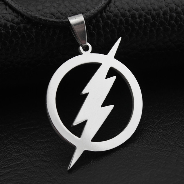 Kittenup New Fashion Hero Batman Superman Symbol Stainless Steel