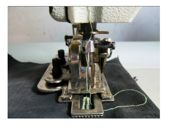 Industrial Sewing Machine Parts Presser Foot YS 40 IBA40 Simple Original Sewing Machine