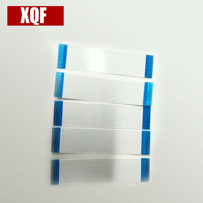 XQF 18P Car Radio Flex Flat Cable Ribbon Connector Cord Line For Motorola GM950E GM950I 5PCS