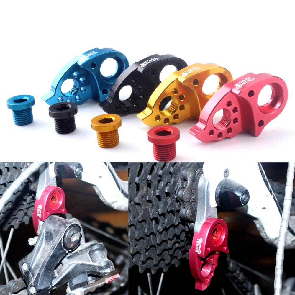 все цены на Mountain Bike Road Bike Foldable Bicycle Flywheel Extended Tail Hook Lengther After Dialing Large Flywheel Variable Speed онлайн