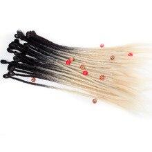 Qp hair Dreadlocks Braid Synthetic Hair
