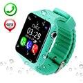 GPS Smart Watch Дети ZW67 С Камерой/Facebook Sos Вызова Расположение Трекер Devicer Для Детей Малыш Сейф Анти-Потерянный монитор Пк Q80