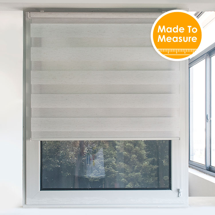 Μίνι Roller Blinds 100% Πολυεστέρας Διαφανής - Διακόσμηση σπιτιού - Φωτογραφία 2