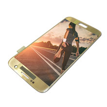 Original AMOLED LCD for SAMSUNG Galaxy S7 Display Touch Screen Digitizer with Frame Replacement LCD G930F Display стоимость