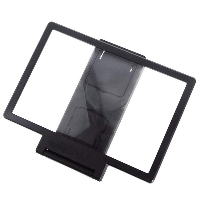 3D Screen Mobile Phone Folding Stand for Video