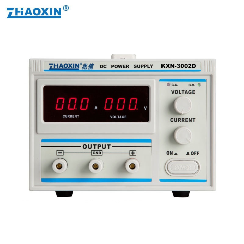 High Power Adjustable DC Regulated Power Supply KXN-3002D 0-300V 0-2A Adjustable 0.1V 0.01AHigh Power Adjustable DC Regulated Power Supply KXN-3002D 0-300V 0-2A Adjustable 0.1V 0.01A