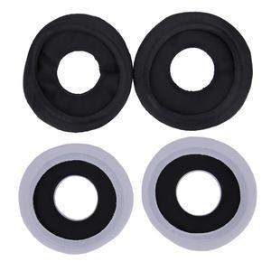 Image 5 - Aloyseed 2 adet 70mm yumuşak köpük deri yedek kulak pedleri yastık Sony MDR ZX100 ZX300 V150 V300 kulaklık kulaklık yastıkları